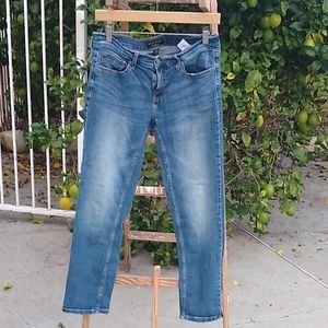 Banana Republic Girlfriend Jeans Distressed 4